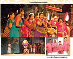 Ponniyin Selvan Stage drama in Chennai Music Academy | உங்களில் யார் வந்தியத்தேவன் - குந்தவை ? | VIKATAN