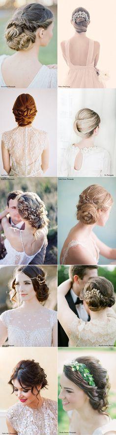 Ideias para penteados são sempre bem-vindas, não é mesmo? Afinal, não apenas no casamento, mas em todo evento social, festas, formaturas e aniversário