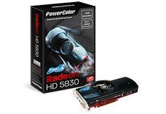PowerColor ATI Radeon HD5830 PCS+ 1 GB DDR5 DVI/HDMI/DisplayPort PCI-Express Video Card 1 GBD5-PPDH by PowerColor. $302.90. PowerColor ATI Radeon HD5830 PCS+ 1GB DDR5 DVI/HDMI/DisplayPort PCI-Express Video Card
