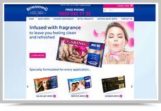 Refreshening (http://www.refreshening.co.uk) created by MonkeyWeb Design Warwick (http://www.monkeyweb-design.co.uk)