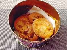 Knusprige white Chocolate-Zitronen-Ingwer Cookies mit Mandeln (Rezept mit Bild) | Chefkoch.de