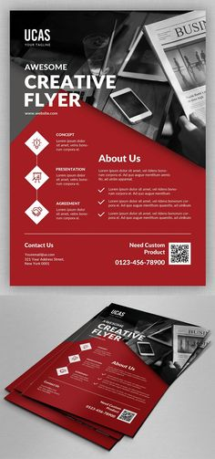 Flyer Templates: Corporate Business Flyer Templates Corporate and unique Business Flyer Templates perfect for corporate business and organization. Professional flyer designs are very easy to use and change text, Flyer Dj, Sport Flyer, Corporate Flyer, Corporate Business, Flyer Free, Business Flyers, Flyer Maker, Radio Flyer, Corporate Design