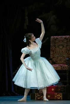 One of the most beautiful ballet costumes I've ever seen!
