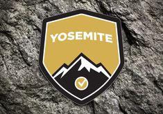 Rock Climbing Stickers & Gifts from Mountain Markers Joshua Tree Climbing, Yosemite Climbing, National Park Gifts, National Park Posters, National Parks, Climbing Harness, Rock Climbing Gear, Horse Pens, Outdoor Stickers