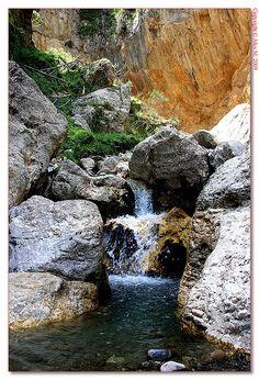 Angoli di Sicilia  Cascata del Catafurco - Galati Mamertino (ME) Sicilia