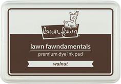 walnut ink pad