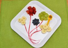 Fun Food For Picky Eaters - Balloon Fruit