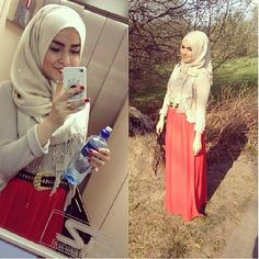 Hijab style trends