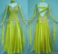 customized ballroom dance wear