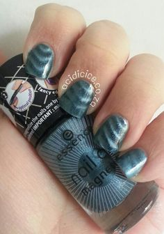 Untried Polish Challenge - One Colour - acidicice Magnetic Nail Polish, One Color, Witch, Challenges, Nails, Finger Nails, Ongles, Witches, Witch Makeup