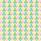Tribal Triangles - joannepaynterdesign - Spoonflower #Spoonflower #fabric #tribal #geometric