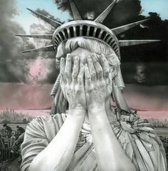 lustik:  Oh America 1989 - GEE VAUCHER via Vice