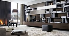 Modern olasz nappali bútor, modern italian dining furniture