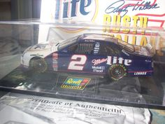 1999 Miller Lite Ford Taurus driven by Rusty Wallace #Revell