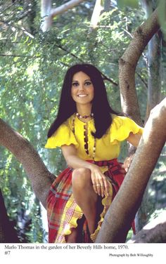 Marlo Thomas - Pictures, Photos & Images from IMDb. Bohemian beauty.