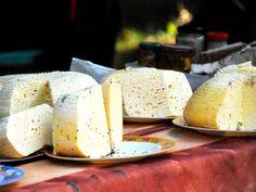 Koryciński cheese (Kiermusy, Poland).