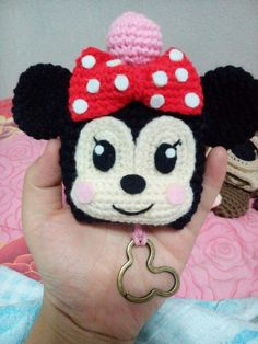 Key cover minnie                                                                                                                                                                                 More
