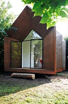 The Hermit's House by the Cloud Collective, Netherlands