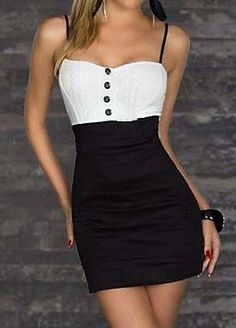 Women's Sexy Package Buttocks Mini Party Sleeveless Dress