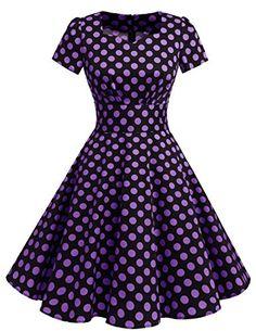Dresstells® Vintage 1950s Polka Dot Prom Dresses Short Sl... https://www.amazon.co.uk/dp/B0714R2C85/ref=cm_sw_r_pi_dp_x_f3vDzbXV34TXG