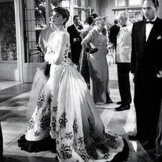 Audrey Hepburn in Sabrina