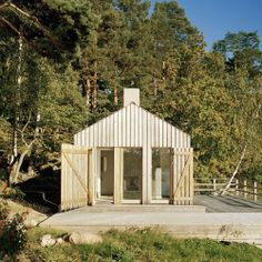 peppermags: Architecture | Sauna to Archipelago of Stockholm