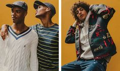 Preppy Streetwear Editorials - Nautica and Urban Outfitters Launched a New Line for the Fall/Winter (TrendHunter.com) - (TrendHunter.com ) In order to give consumers more versatile streetwear options to choose from, Nautica and Urban Outfitters joined forces to come up with a fresh Fall/Winter collection for 2017.  As all of the...