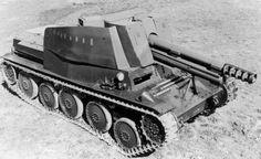 Nahkampf-Kanone 1 with 105mm gun