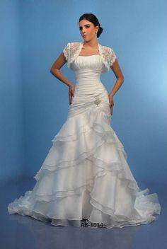 Vestido de novia casa iza modelo 914