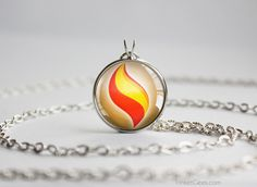 Pkmn Mega Stone pendants Necklace | Trinket Geek