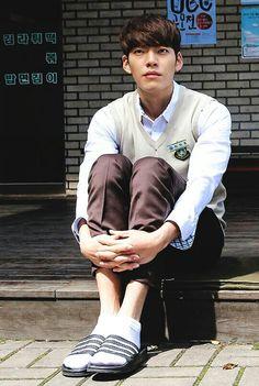"kimwoobinseyebrows: ""Kim Woo Bin in Twenty"" Korean Actresses, Korean Actors, Actors & Actresses, Kim Woo Bin, Dramas, Ahn Jae Hyun, Hot Korean Guys, Korean Drama Movies, Man Crush Everyday"