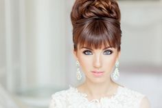 This is how I definitely want my bangs :)