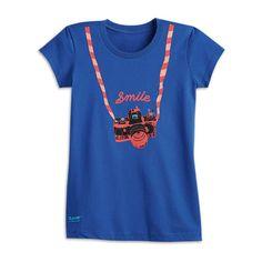 American Girl Z.Crew Tee Shirt for Girls