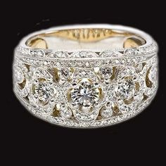 This ring says: I couldn't live without you! Great anniversary gift,Aubrey like 5 or 10 year
