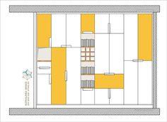 כאן משחקים בכיף: הדירה הכי משפחתית וצבעונית בחיפה | בניין ודיור