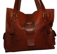 Classic Beak Bag - Brown