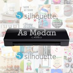Harga Mesin Cutting Sticker Silhouette Cameo 3 Black   As Medan.
