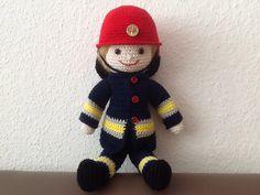 Feuerwehrmann Häkeln My Blog