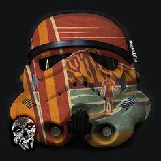Kona Trooper design by mancinasART! Kona Brewing, More Beer, Hawaii Surf, Hang Ten, Dark Side, Starwars, Surfing, Design, Star Wars