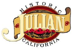 Julian is a historic gold rush mountain town an hour from San Diego known for cozy country lodgings, fall apple harvest, hiking and biking along tree-shaded . Julian California, California Love, Southern California, Cool Places In California, Silverton Oregon, Stay Classy San Diego, Apple Festival, Visit San Diego, Small Town America