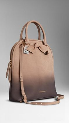 Burberry The Bloomsbury In Dégradé Nubuck