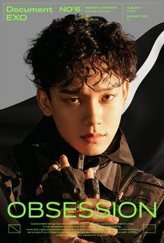 EXO : Photos et vidéos teasers de Chen pour le comeback du groupe – K-GEN Chanyeol, Exo Chen, Kyungsoo, Anomaly Detection, Motion Poster, Exo Album, Kim Minseok, Exo Memes, Books