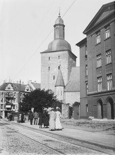 Domkirken, Bergen] fra marcus.uib.no