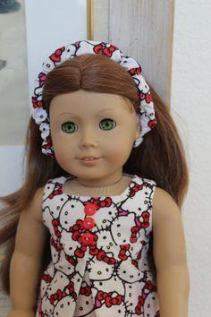 American Girl Doll Clothes Summer Red shorts by Sariahsdollcloset, $10.99