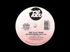 The S.O.S. Band - No One's Gonna Love You - YouTube