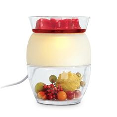Clearly Creative™ ScentGlow® Warmer, I like that you can change it up as you want