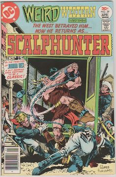 Weird Western Tales V1 39. VF.  Apr 1977.  DC by RubbersuitStudios, $19.00 #comicbooks #weirdwesterntales