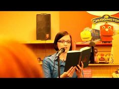 Veronica Roth reading from Divergent