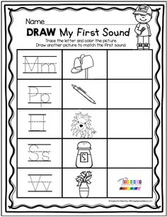 KINDERGARTEN COMPLETE CURRICULUM of phonics lessons and activities for kindergarten teaching first sounds in CVC words – initial sounds – learning letter sounds – consonants – vowels –  phonological awareness – phonics centers worksheets assessments stations printables #kindergartenphonics #phonicsworksheets Kindergarten Curriculum Map, Kindergarten Freebies, Curriculum Mapping, Teaching Kindergarten, Phonics Lessons, Phonics Worksheets, Initial Sounds, Letter Sounds, Phonics Centers