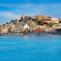 I think everyone should visit the Beautiful island of Ibiza, just off the coast of Spain.